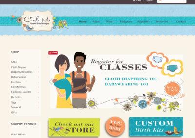 circlemewebsite-400x284  Longmont Website Design Image