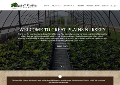 greatplainsnursery-400x284  Longmont Website Design Image