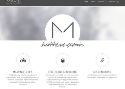 mavinwebsite-400x284  Longmont Website Design Image